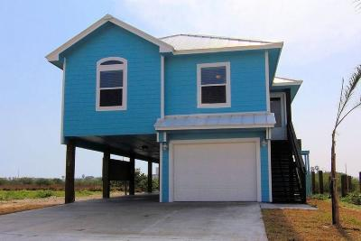 Port Aransas Single Family Home For Sale: 322 Paradise Pointe