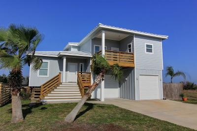 Port Aransas Single Family Home For Sale: 364 Paradise Pointe