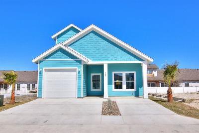 Port Aransas TX Single Family Home For Sale: $362,500