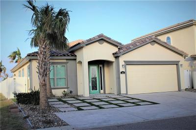 Port Aransas TX Single Family Home For Sale: $615,000