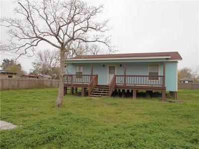 Corpus Christi TX Single Family Home For Sale: $115,000