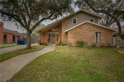 Corpus Christi TX Single Family Home For Sale: $245,000