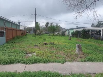 Corpus Christi Residential Lots & Land For Sale: 2909 Soledad St