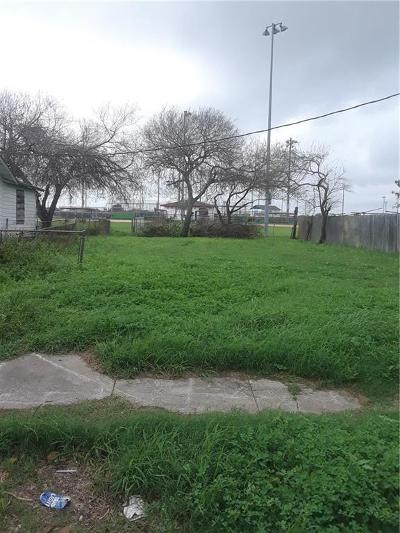 Corpus Christi TX Residential Lots & Land For Sale: $15,000