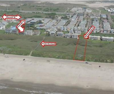 Port Aransas Residential Lots & Land For Sale: 890 Oceanside