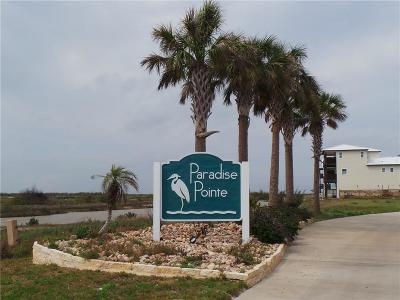 Port Aransas Residential Lots & Land For Sale: 417 Paradise Pointe Dr