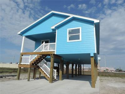 Port Aransas Single Family Home For Sale: 1706 Fisherman's Cove