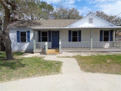 Aransas Pass Single Family Home For Sale: 430 W Highland Ave