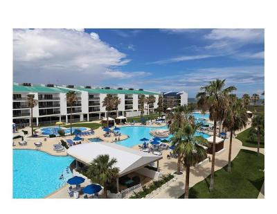 Port Aransas Condo/Townhouse For Sale: 6317 State Highway 361 #6305