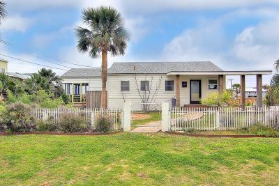 Port Aransas TX Single Family Home For Sale: $425,000