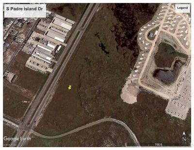 Corpus Christi Residential Lots & Land For Sale: Lt 9a Blk 20 S Padre Island Dr