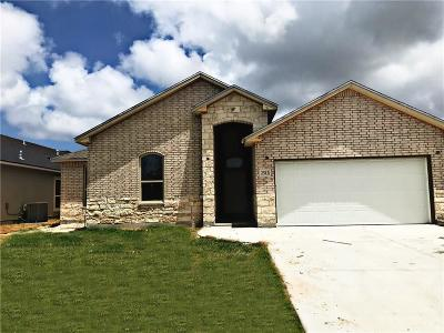 Single Family Home For Sale: 2513 Handlin Dr