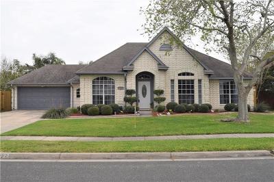 Corpus Christi TX Single Family Home For Sale: $237,500