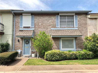 Condo/Townhouse For Sale: 12 Rock Creek Dr