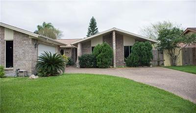 Single Family Home For Sale: 5121 Goldeneye Dr