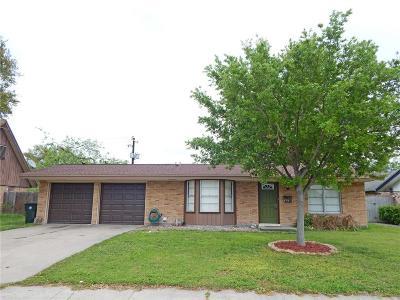 Corpus Christi TX Single Family Home For Sale: $116,500