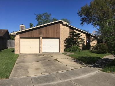 Single Family Home For Sale: 7010 Powderhorn Ct