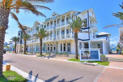 Port Aransas Condo/Townhouse For Sale: 128 Market St #5-201