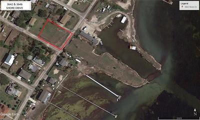 Corpus Christi Residential Lots & Land For Sale: 3642 & 3646 Shore Dr. Dr