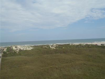 Port Aransas Residential Lots & Land For Sale: Banyan Blvd On The Beach