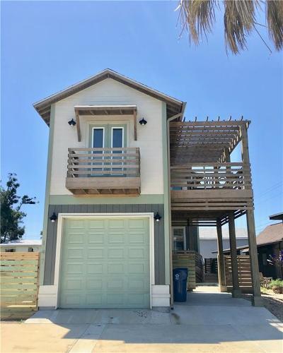 Port Aransas TX Single Family Home For Sale: $429,000