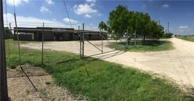 Robstown Single Family Home For Sale: 1000 Harrell