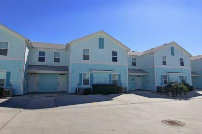 Corpus Christi TX Condo/Townhouse For Sale: $239,000
