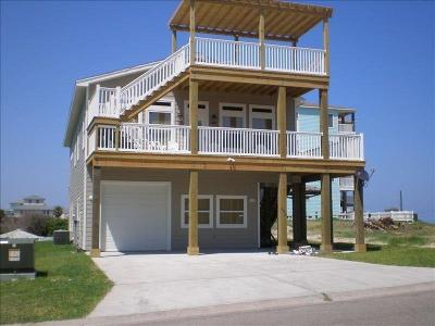 Port Aransas Single Family Home For Sale: 683 Anchor Dr