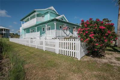 Port Aransas TX Single Family Home For Sale: $499,000