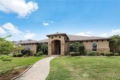 Single Family Home For Sale: 5703 S Oso Pkwy