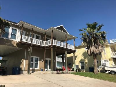 Port Aransas Single Family Home For Sale: 2031 Sand Point