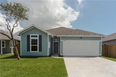 Aransas Pass Single Family Home For Sale: 1926 Big Bayou Bend