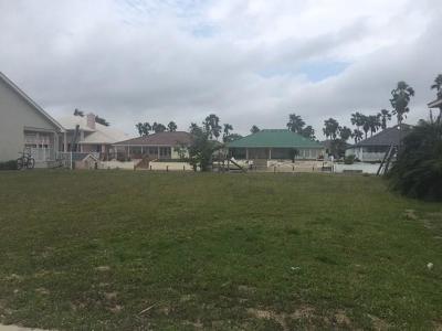 Aransas Pass Residential Lots & Land For Sale: 124 Sea Breeze Dr