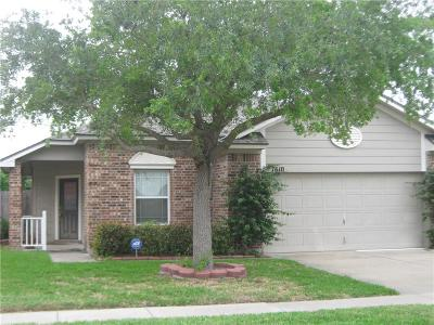 Corpus Christi Single Family Home For Sale: 7610 Angelwing Dr