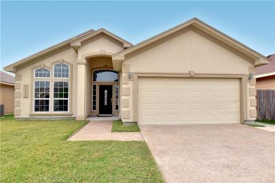Corpus Christi Single Family Home For Sale: 6933 Windy Way