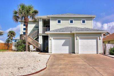 Port Aransas Single Family Home For Sale: 1812 Palisades Dr