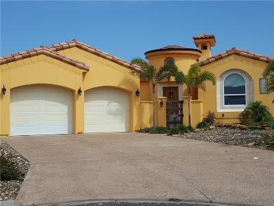 Corpus Christi Single Family Home For Sale: 15901 Punta Bonaire