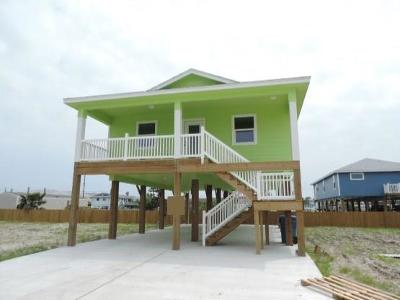 Port Aransas Single Family Home For Sale: 1801 Fisherman's Cove
