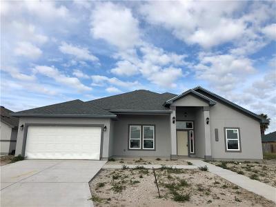 Corpus Christi TX Single Family Home For Sale: $313,900