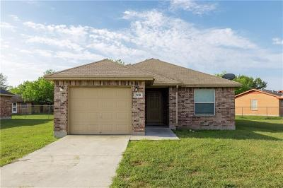 Robstown Single Family Home For Sale: 708 North View Ct