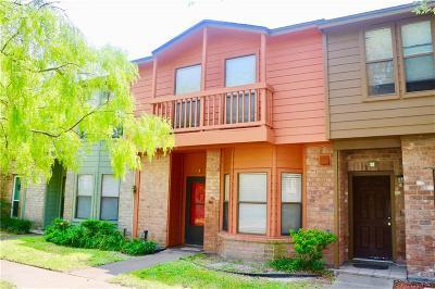 Condo/Townhouse For Sale: 2924 Saint Joseph St #J