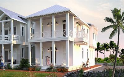 Port Aransas TX Single Family Home For Sale: $619,000