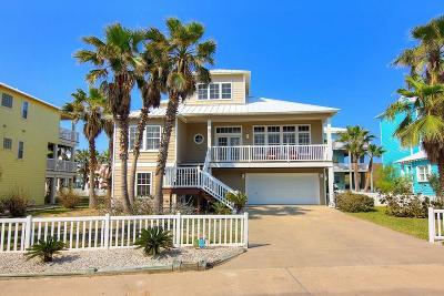 Port Aransas TX Single Family Home For Sale: $675,000