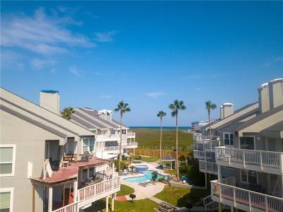Port Aransas Condo/Townhouse For Sale: 6275 State Highway 361 #110