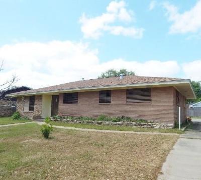 Corpus Christi TX Single Family Home For Sale: $89,000