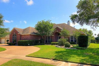 Corpus Christi Single Family Home For Sale: 6141 Tarafaya Dr