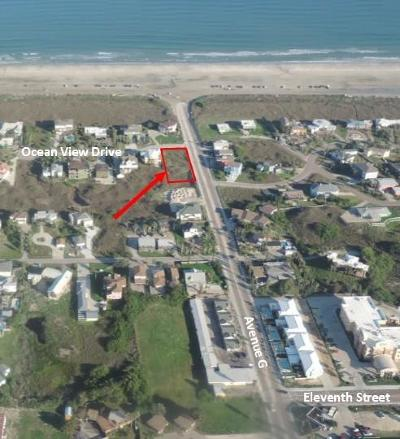 Port Aransas Residential Lots & Land For Sale: 604 Ocean View Dr