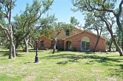 Aransas Pass Single Family Home For Sale: 2333 County Road 1942 Cr
