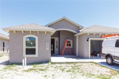 Single Family Home For Sale: 2521 Handlin Dr