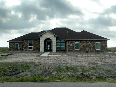 Corpus Christi Single Family Home For Sale: 2446 Salevan Dr
